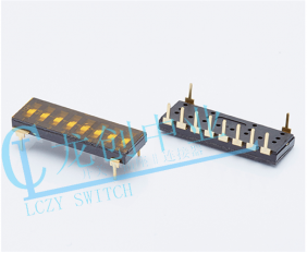 DIP dial switch