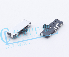 MINI SLIDE SWITCH 90° SMT